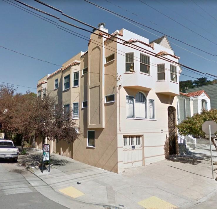 2644 21st Street, Mission Dist. Plov built, 1929.