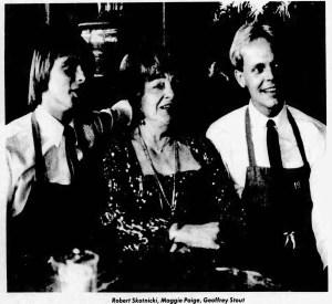 At the Castle Grand. Napa Valley Register, 6 Dec 1980.