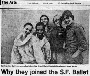 SF Examiner, 7 Dec 1980.