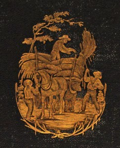 Cover, Acadia: A Lost History by Philip H Smith, 1884. Google Books.