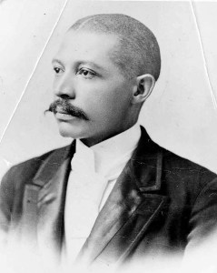 George Washington Williams at the time he left for the Congo. BlackPast.org