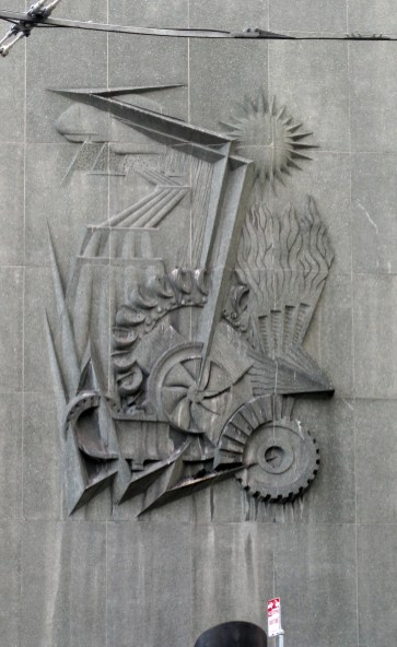 'Power and Light' (2/2) by Robert Howard. PG&E Mission Substation. Photo: Amy O'Hair