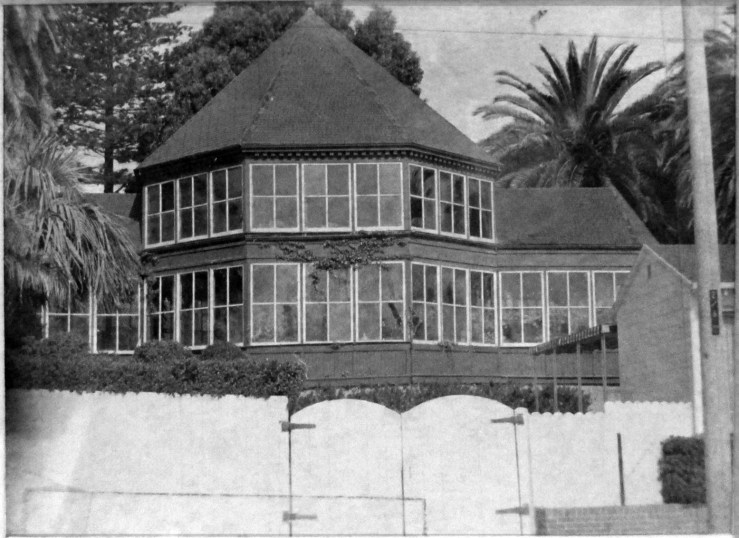 1968c. Sunnyside Conservatory, before purchase by the City. San Francisco Office of Assessor-Recorder Photographs Collection, San Francisco History Center, San Francisco Public Library