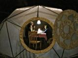 Dinner Party inside Dome