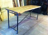 Pipe Fitters Table for Telegraph