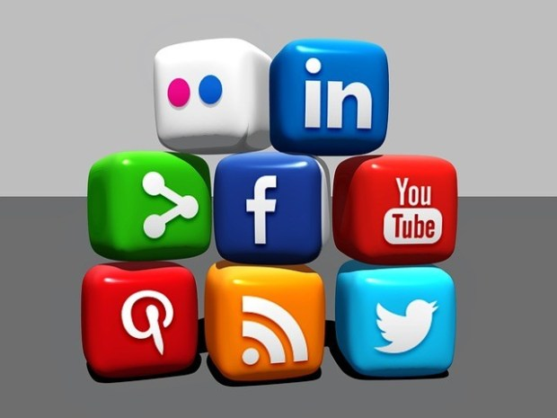 Most known social sites
