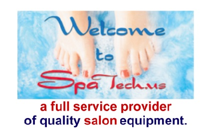 Salon equipment ad