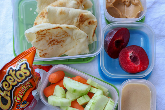 Easy Back to School Lunch