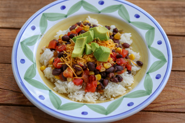 15 minute black beans you can serve 7 different ways