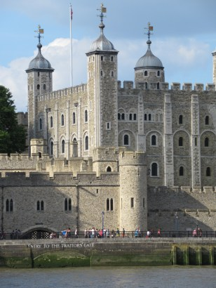 The Tower of London & Traitors Gate