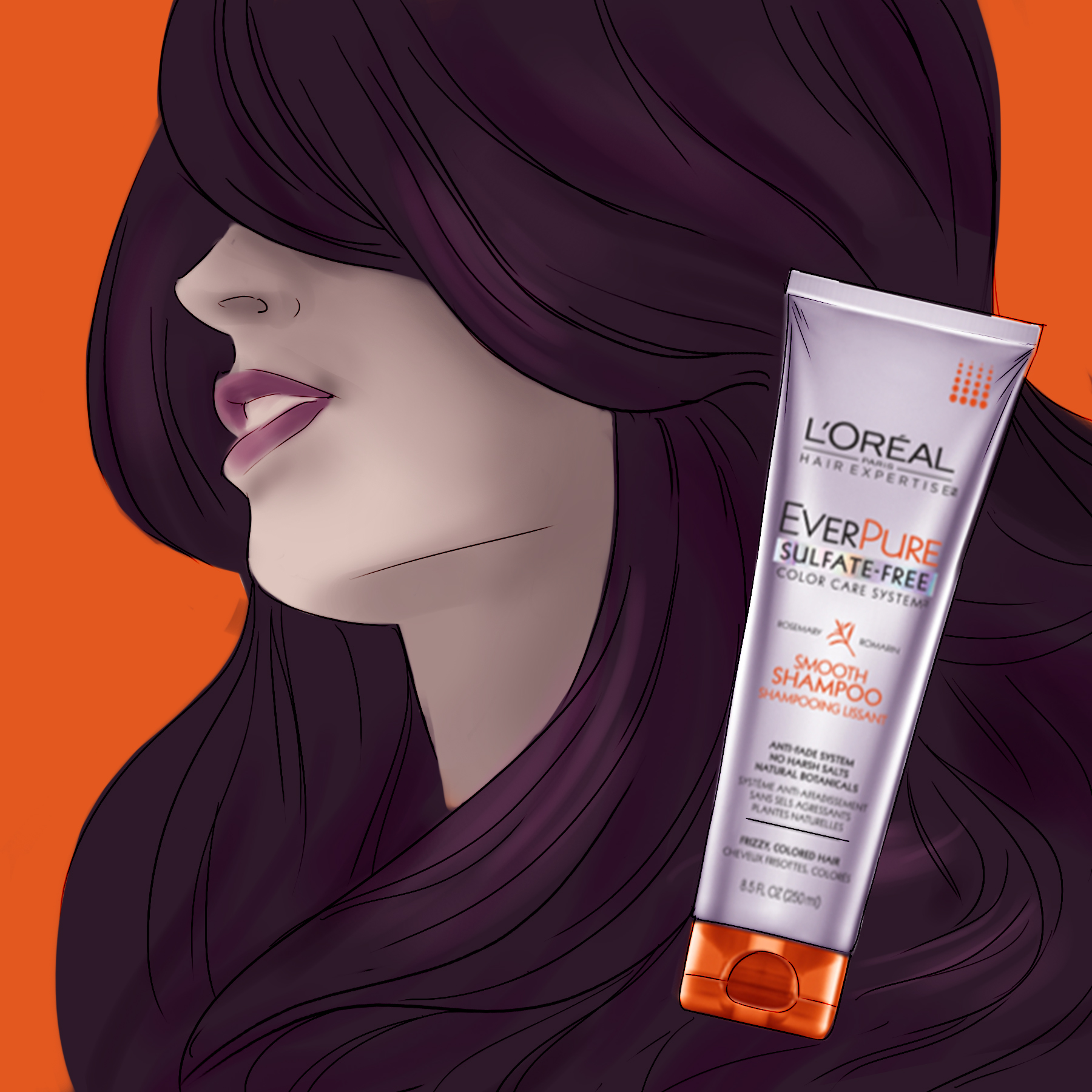 L'Oreal 1.colors