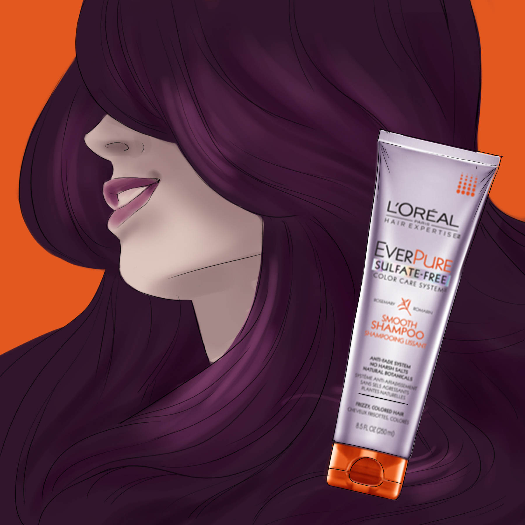 L'Oreal 2.color