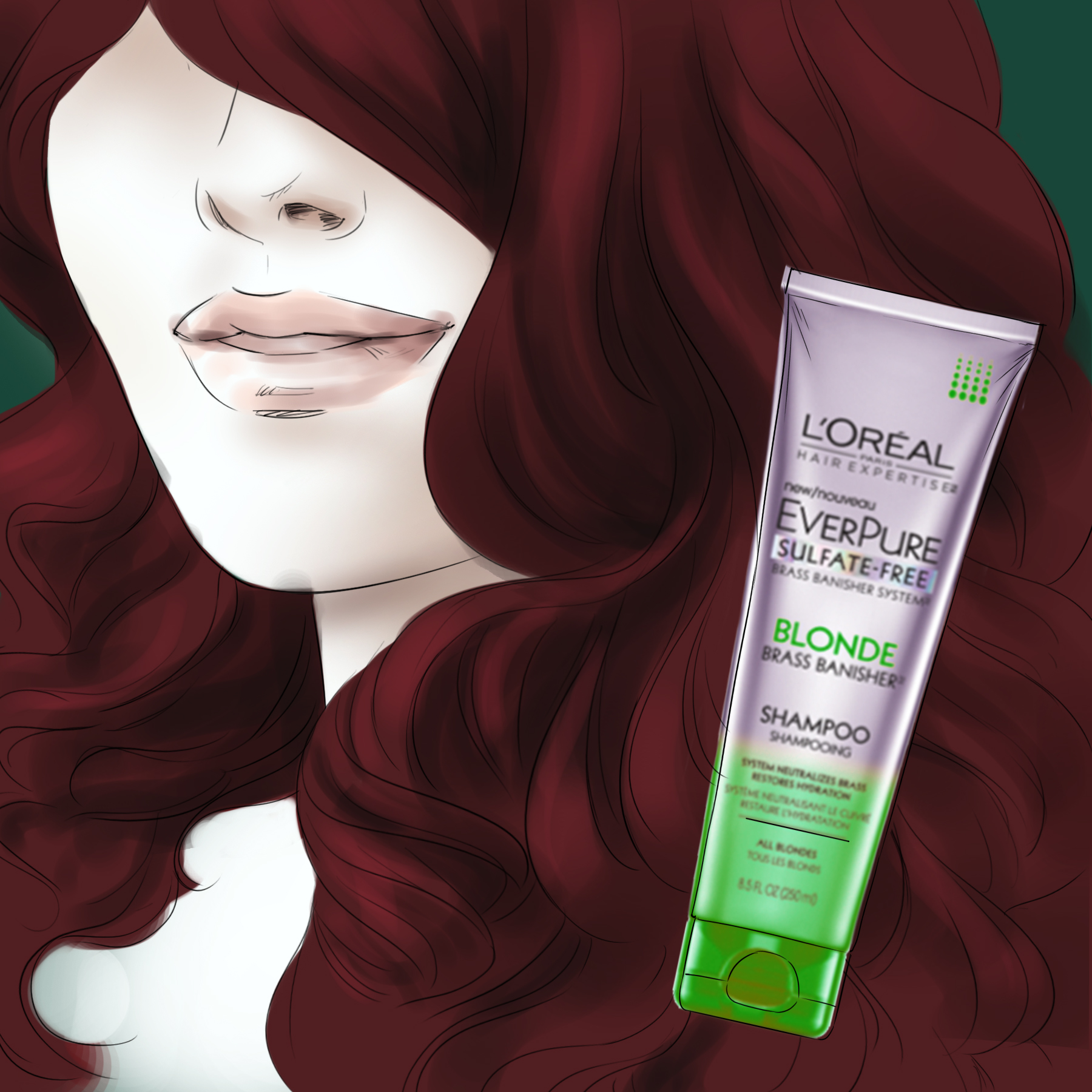 L'Oreal 8.2.color
