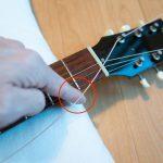 ギターの弦交換 マーチン推奨 裏技あり