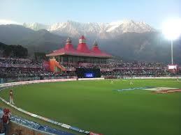 dharamsala cricket ground
