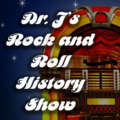 Need to brush up on your rock and roll history? Look no further than Dr. J with all the songs, artists, and stories that built the foundation of rock and roll.