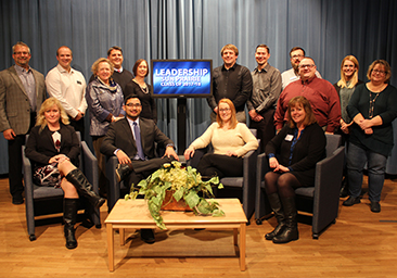 Leadership Sun Prairie's Communications and Media Day at SPMC