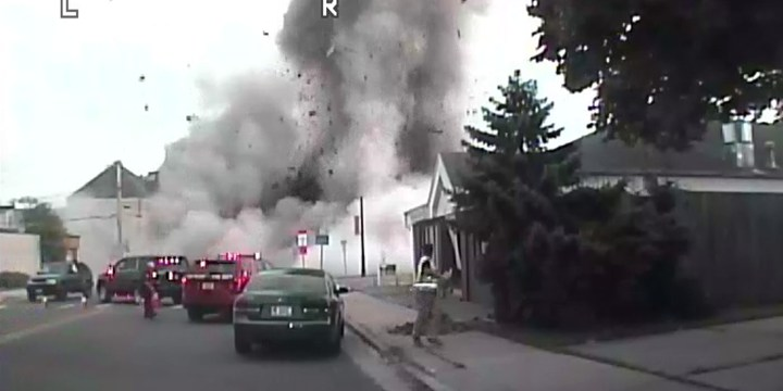 FOOTAGE, INTERVIEWS SOUGHT FOR CITY-COMMISSIONED GAS EXPLOSION DOCUMENTARY