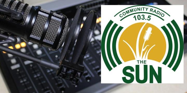 103.5 FM THE SUN COMMUNITY RADIO UNVEILS NEW MORNING LINEUP