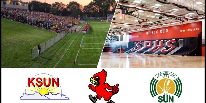 2019-2020 Cardinal Sports Coverage on KSUN, 103.5 FM The Sun