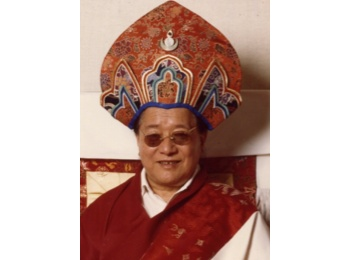 his holiness dudjom rimpoche