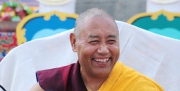 Most Venerable Khenpo Konchog Gyalsten Rinpoche