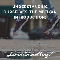 Understanding Ourselves: The MBTI (An Introduction)