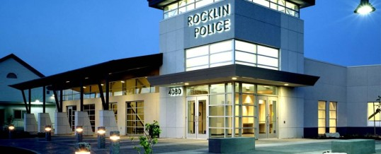 Celebrating 30 Years With Rocklin, CA Police Department