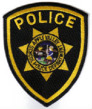 Apple Valley District Police Department Live