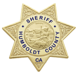 Humboldt County Sheriff's Office, CA