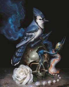Azul - Greg Craola Simkins