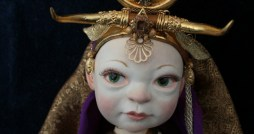 Doll (head) - Heidi Taillefer