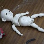 Random image: Doll1 - Heidi Taillefer