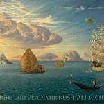 Random image: Mythology - Vladimir Kush