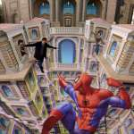Random image: Spiderman - Kurt Wenner