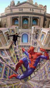 Spiderman - Kurt Wenner