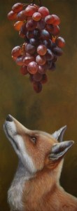 Fox and Grapes - Roberto Rizzo