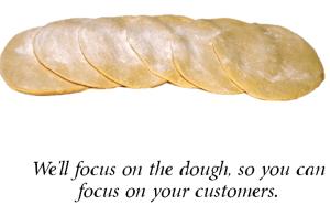 Wholesale Pizza Dough