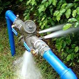 Irrigation Backflow Leak Repair Company Tampa Bay