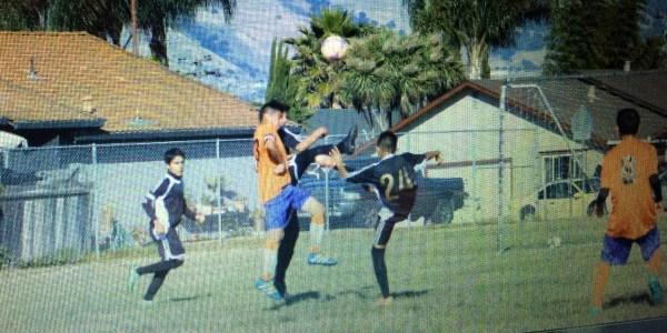 Boys' soccer