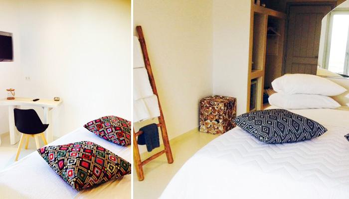2 bedroom Suites Sea View