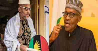 Leave Nnamdi Kanu, IPOB alone – Nigerians blast Buhari government