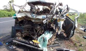 Kwara Auto-Crash kills At Least 17