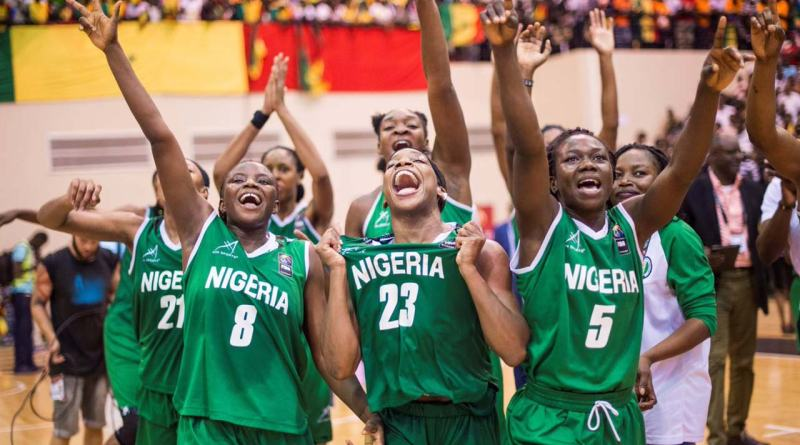 D'Tigress secured Afrobasket semi-finals ticket
