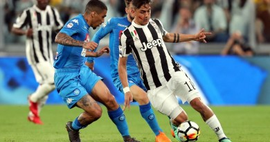 Watch Juventus vs Genoa Live Streaming