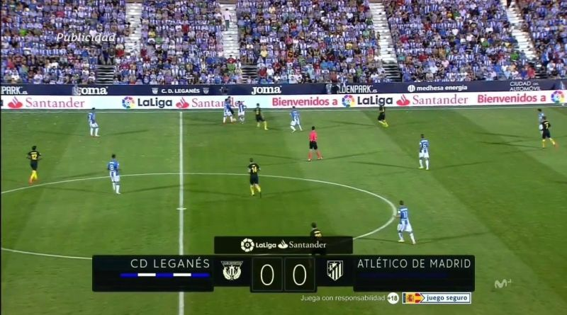 Watch Leganes vs Atl. Madrid Live Streaming