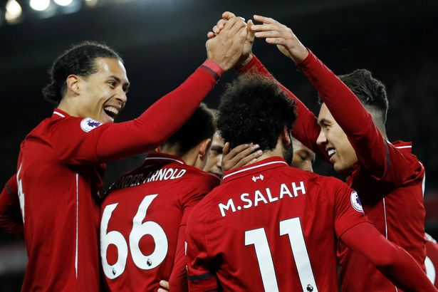 Watch Liverpool vs Crystal Palace Live Streaming