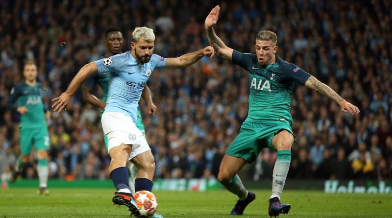 Watch Tottenham vs Man City Live Streaming