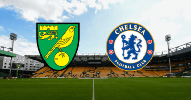 Watch Norwich City vs Chelsea Live Streaming