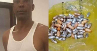 UK Jailed Nigerian, who swallowed 67 wraps of cocaine